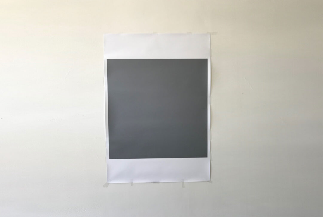 Black square by Malevich